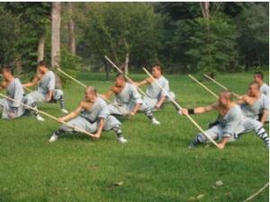 Spear Practice