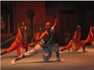 Gong Fu Performance 1