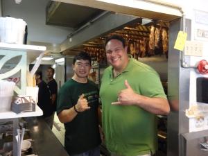 Rob and Craig Katsuyoshi
