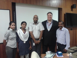 Rob & Freinds In India