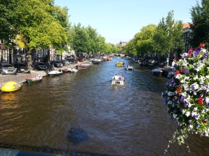 Beautiful Canal