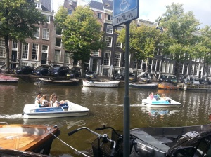Paddle Bikes